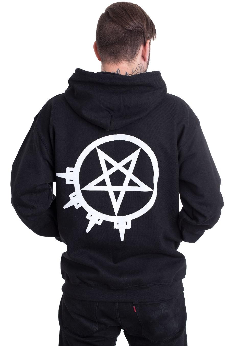 Arch Enemy Logo Symbol Zipper Official Metal Merchandise