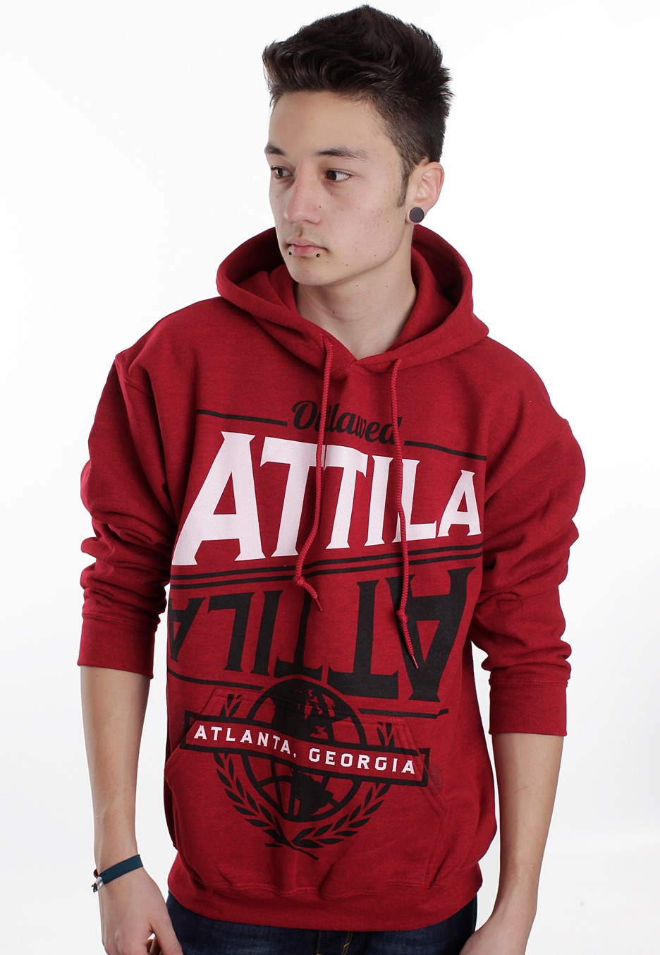 Attila hoodie