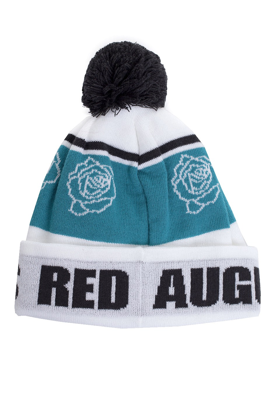 ... August Burns Red - Phantom Anthem Light Green Pom - Beanie ... 283a9046fd86