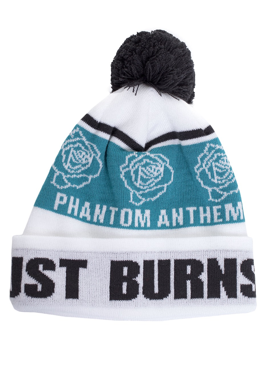 700865102a2 ... August Burns Red - Phantom Anthem Light Green Pom - Beanie ...