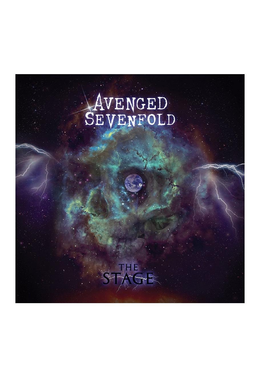 avenged sevenfold the stage cd uk. Black Bedroom Furniture Sets. Home Design Ideas