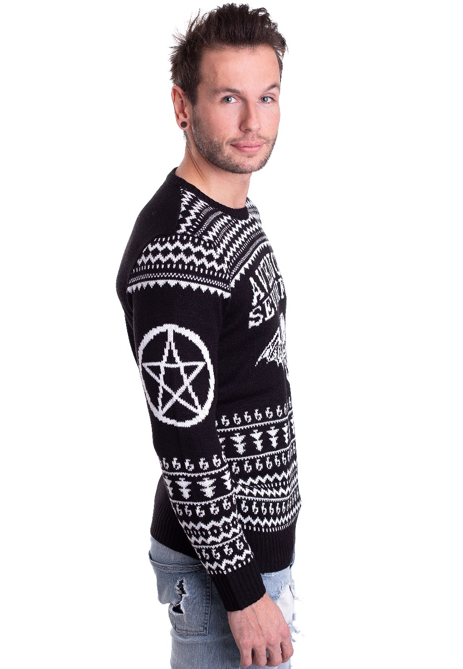 Avenged Sevenfold - Ugly Christmas - Sweater - Official Metal ...
