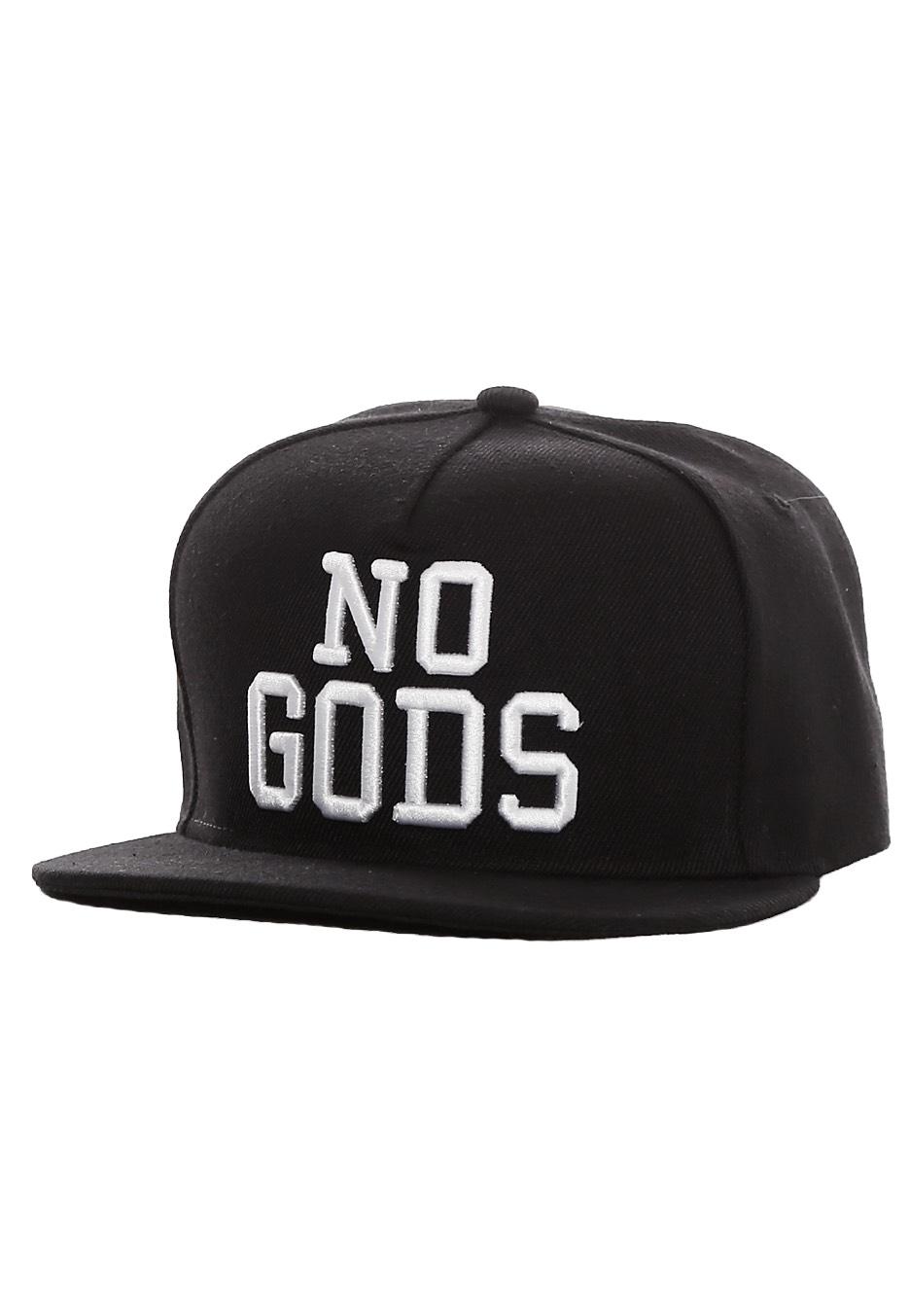 Black Craft Cult - No Gods - Cap - Streetwear Shop - Impericon.com Worldwide 5da4a0d72f0