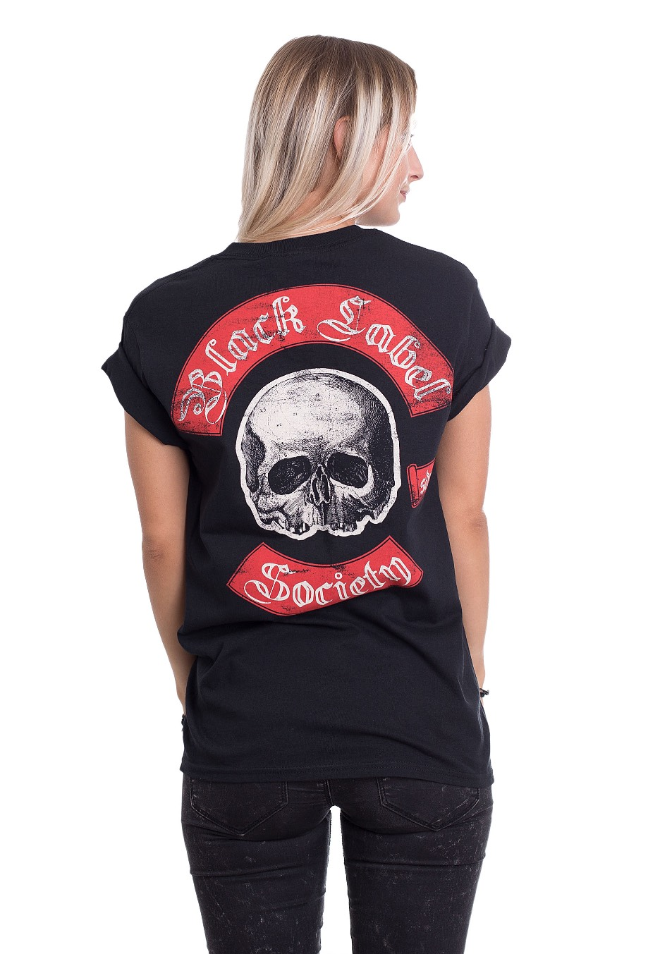 Black Label Society Destroy Conquer T Shirt Official Rock