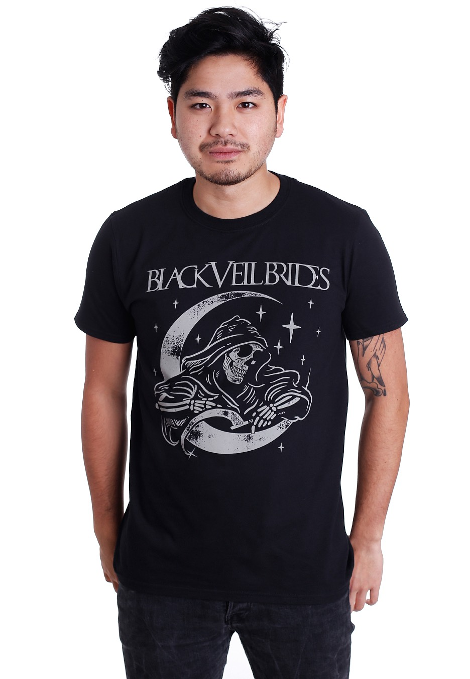 5f53185e73f Black Veil Brides - Moon Reaper - T-Shirt - Official Alternative Rock  Merchandise Shop - Impericon.com Worldwide