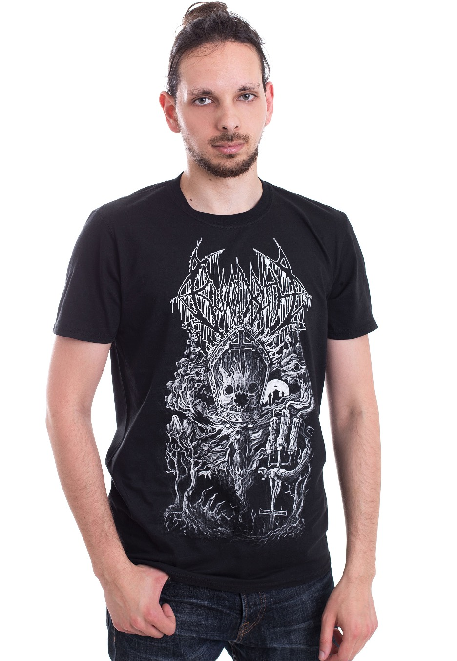 Bloodbath /'Morbid/' T-Shirt NEW /& OFFICIAL!