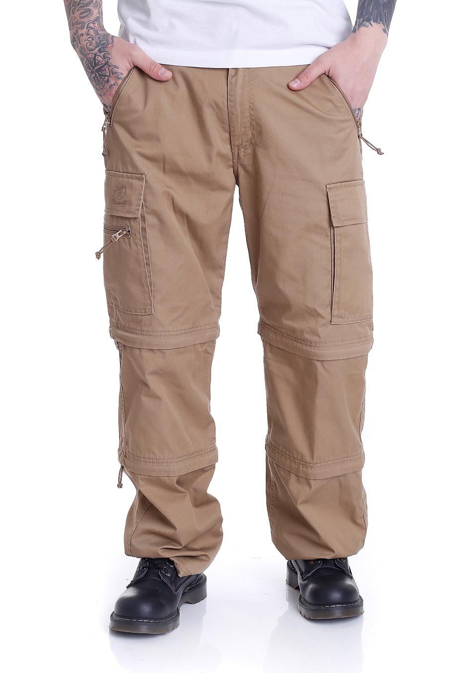 Pantalon Brandit Savannah Pants kaki