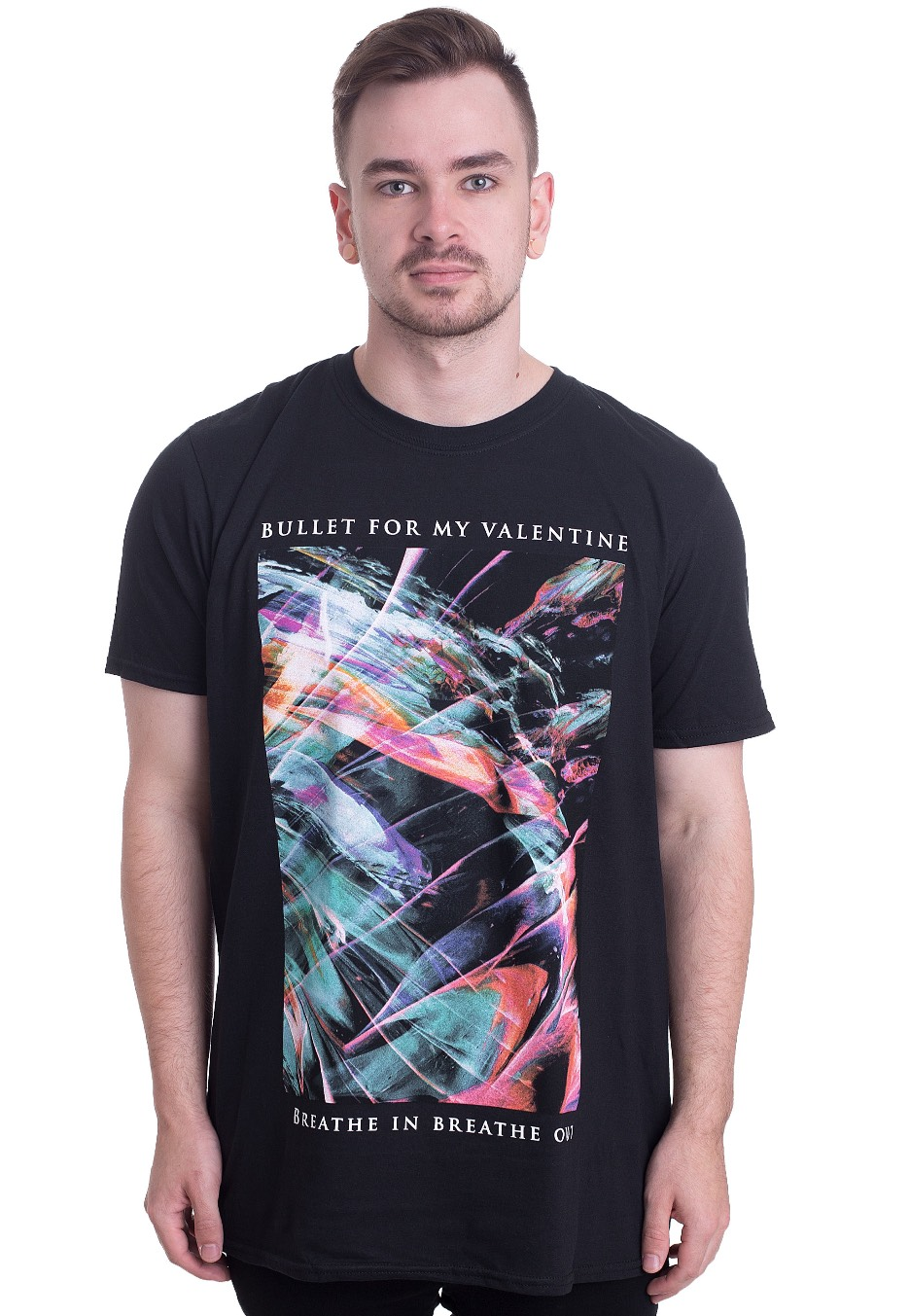 Bullet For My Valentine Gravity T Shirt Impericon Com Us