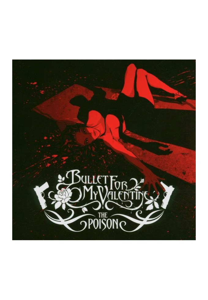 Schön Bullet For My Valentine   The Poison   CD   Official Metalcore Merchandise  Shop   Impericon.com Worldwide