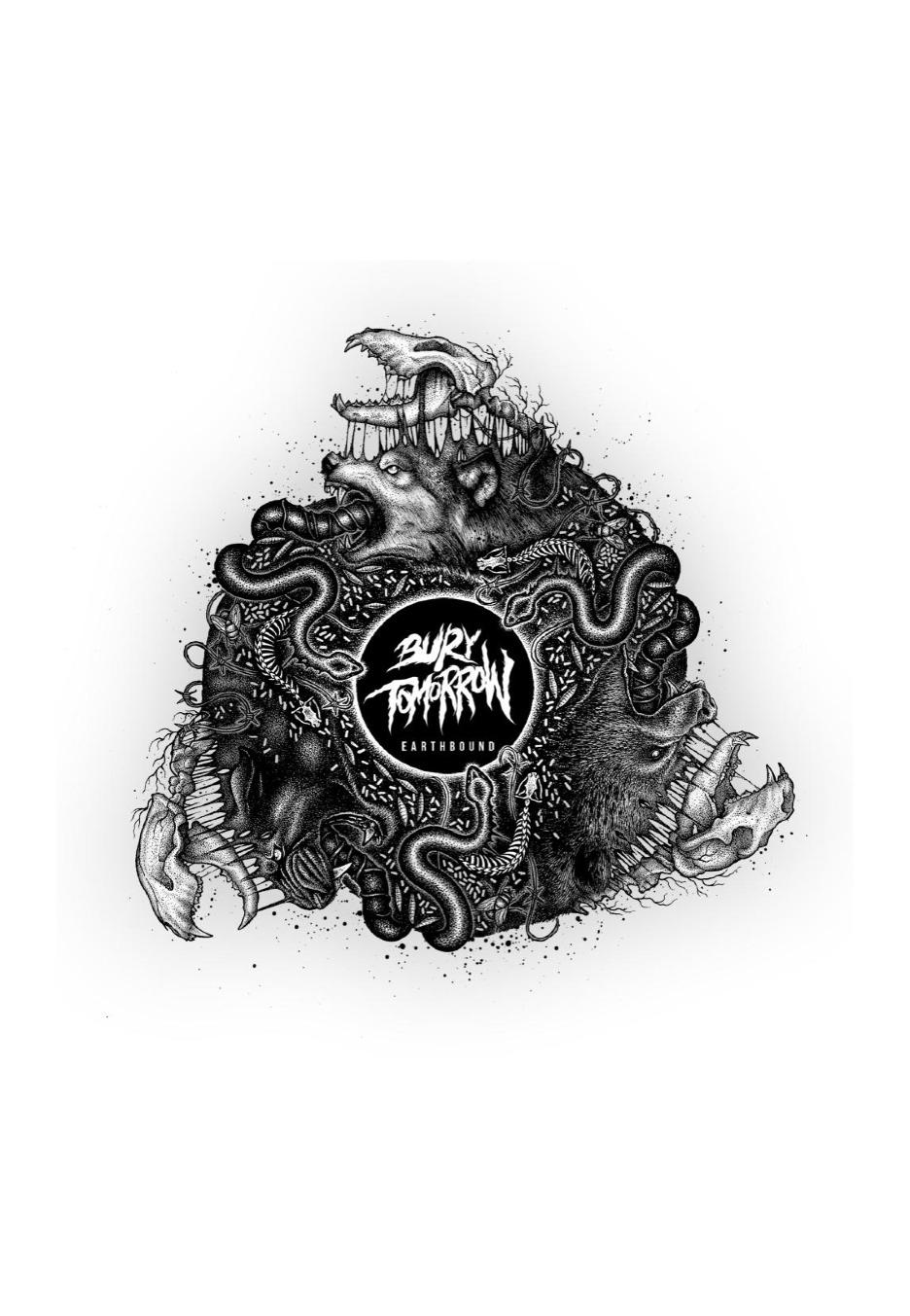 bury tomorrow earthbound cd official metalcore merchandise shop uk. Black Bedroom Furniture Sets. Home Design Ideas