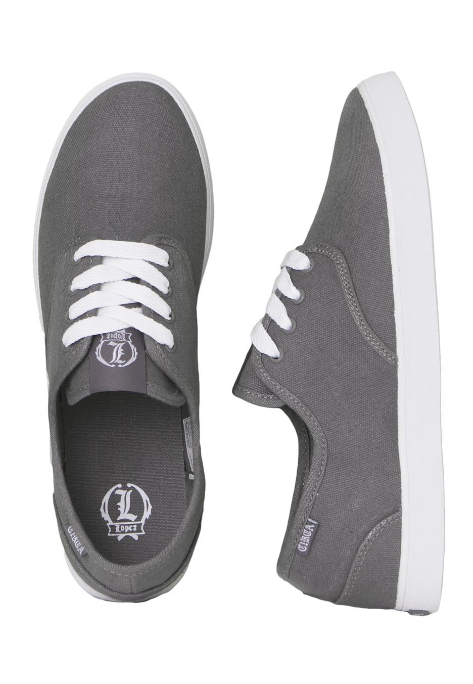 d895e759f9 C1RCA - Lopez 13 Grey - Shoes - Impericon.com UK