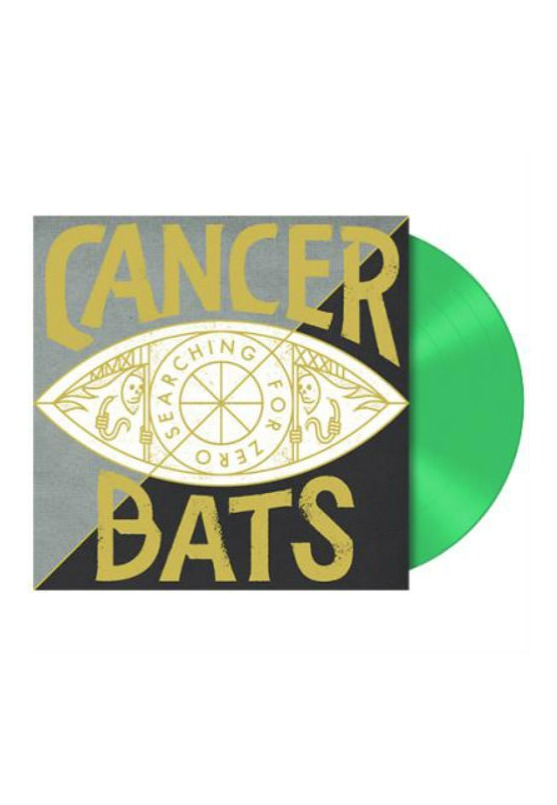 Cancer Bats - Searching For Zero - Vinyl