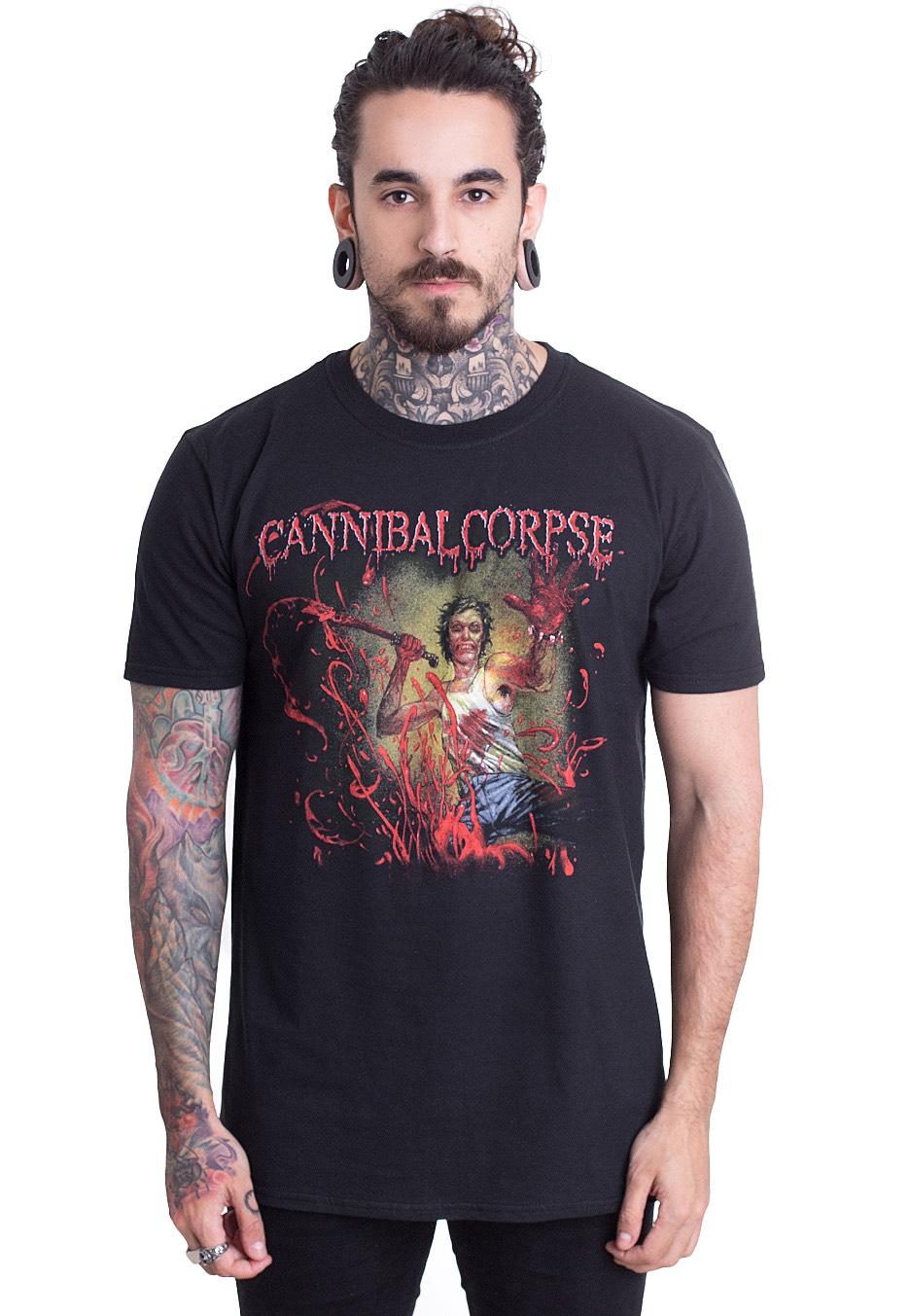 Cannibal Corpse Tour T Shirt