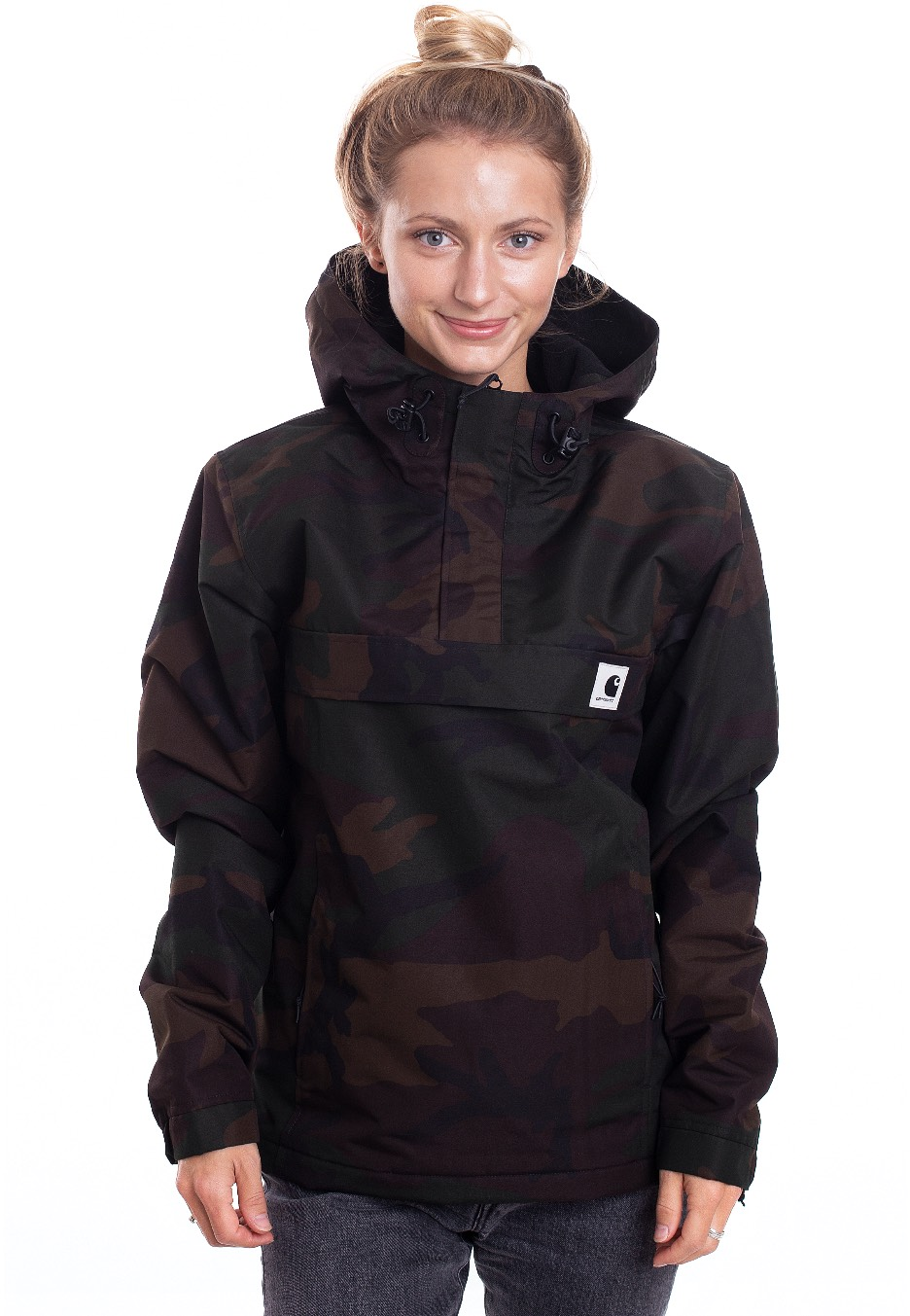 Jacken - Carhartt WIP W' Nimbus Camo Evergreen Winter Jacken  - Onlineshop IMPERICON