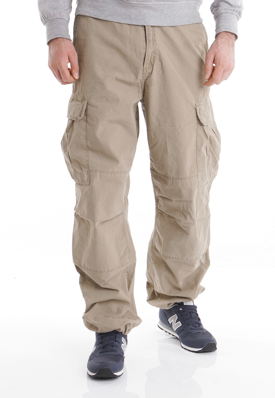 Carhartt WIP - Cargo Columbia Leather Stone Washed - Pants - Streetwear  Shop - Impericon.com US 8ad9cdabc