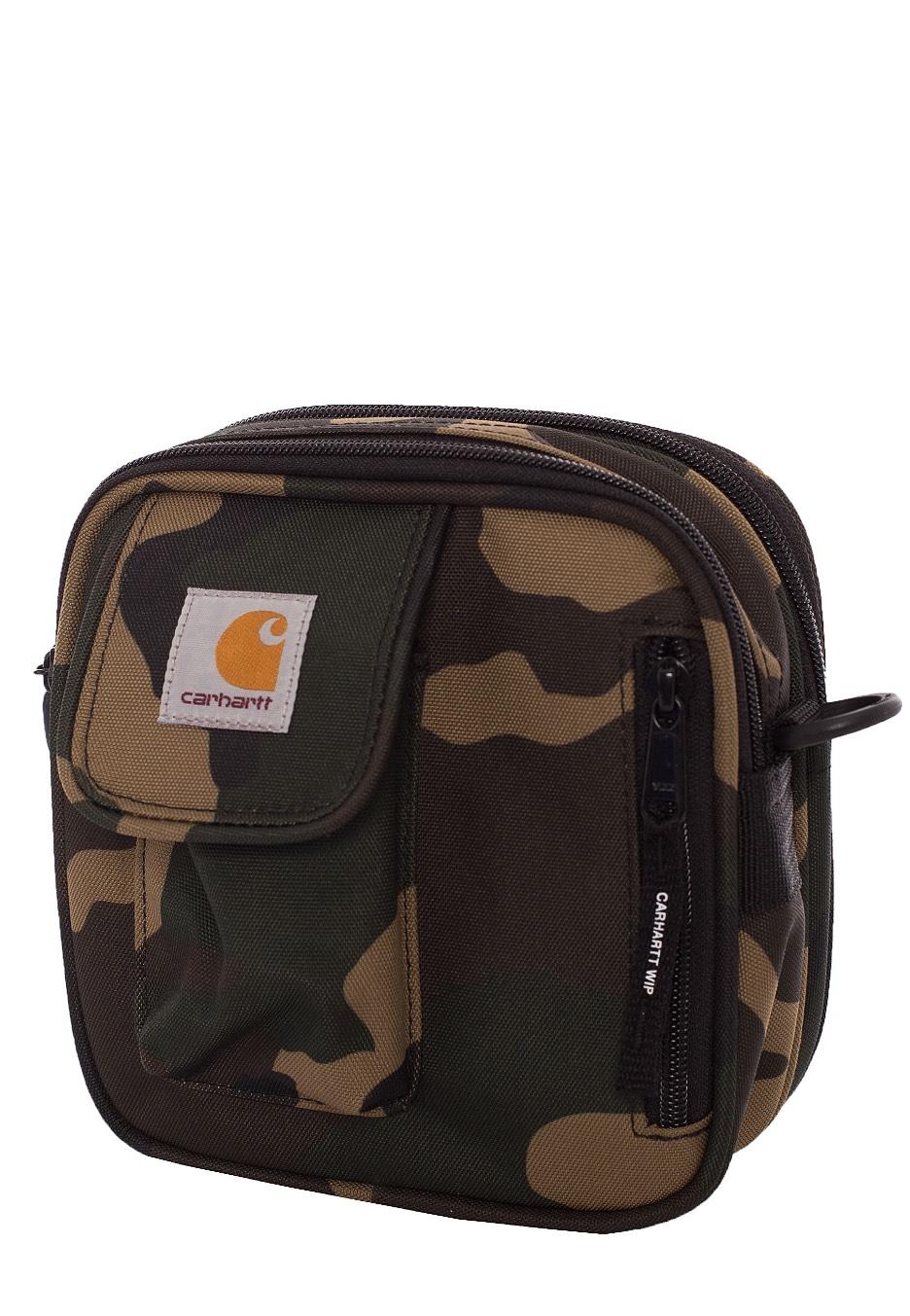 Carhartt WIP - Essentials Duck Camo Laurel - Bag - Streetwear Shop -  Impericon.com Worldwide