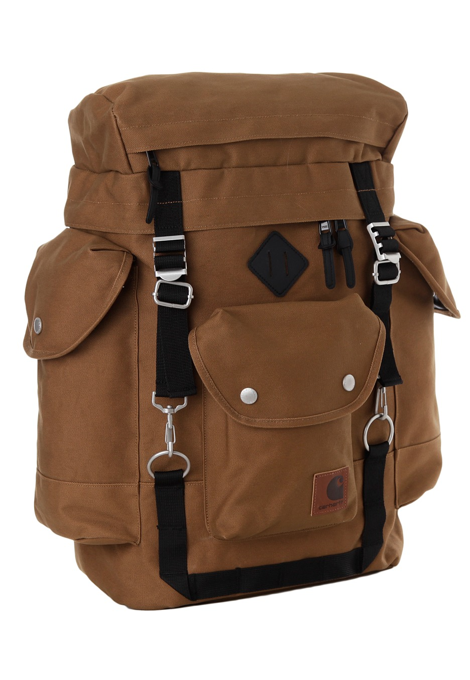 Carhartt WIP - Files Dearborn Hamilton Brown - Backpack - Streetwear Shop -  Impericon.com Worldwide