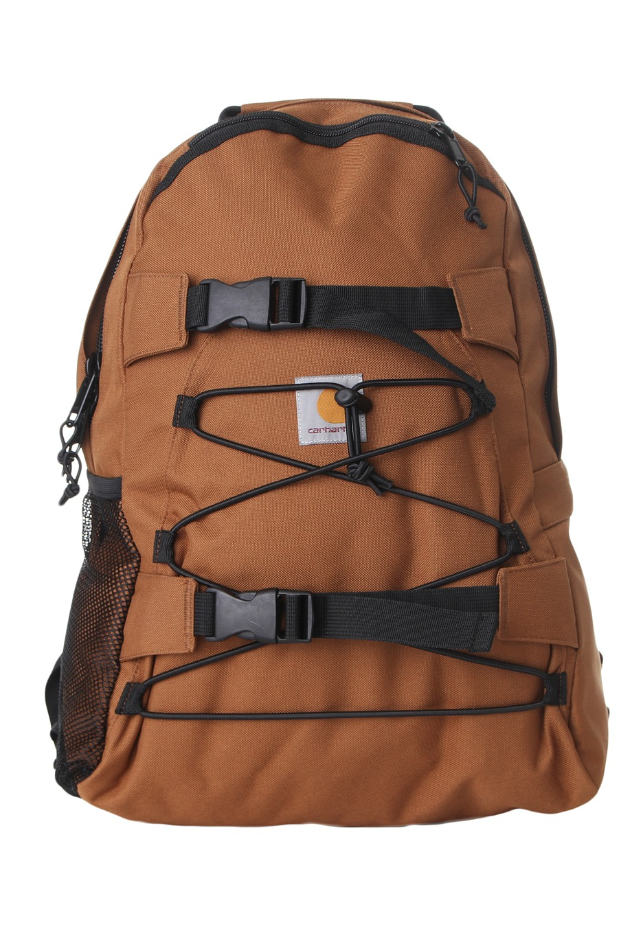 Carhartt WIP - Kickflip Duck Hamilton Brown - Backpack - Streetwear Shop -  Impericon.com Worldwide