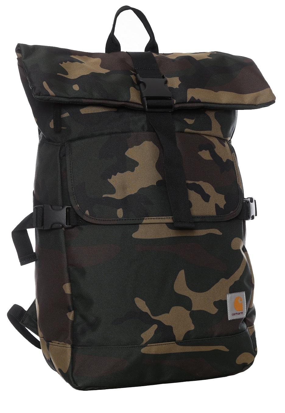 Carhartt WIP - Philips Duck Camo Laurel - Backpack - Streetwear Shop -  Impericon.com Worldwide