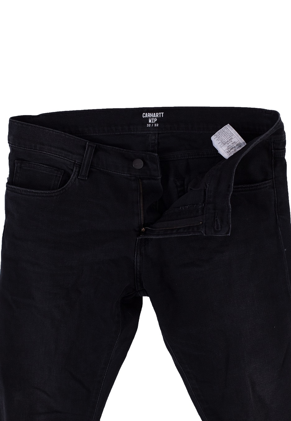 carhartt wip - rebel margate black stone coast - jeans - boutique