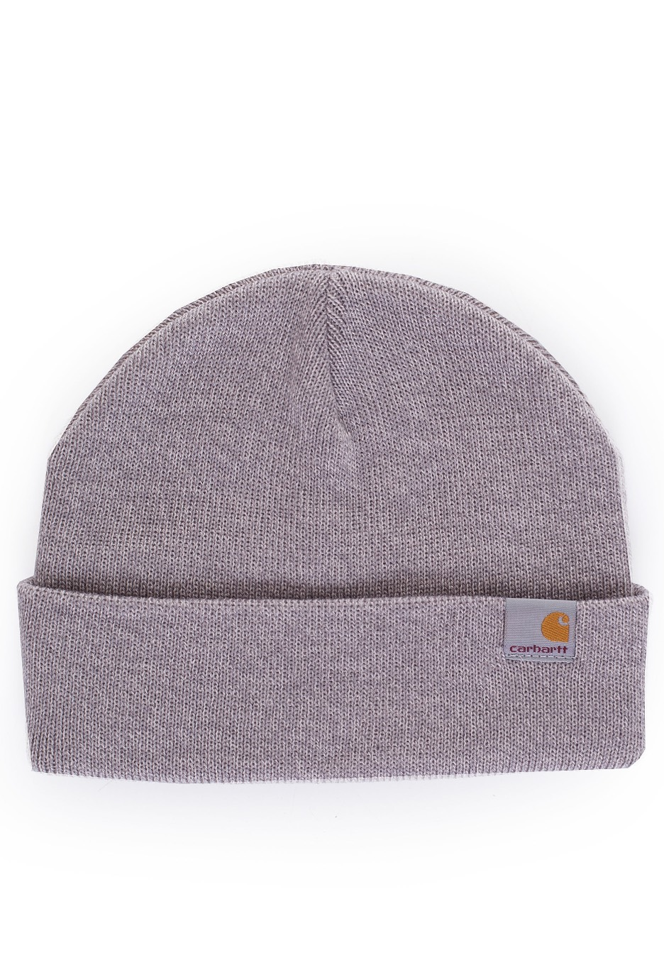 17f2ff6bd44e7 Carhartt WIP - Stratus Hat Low Grey Heather - Beanie - Streetwear Shop -  Impericon.com UK