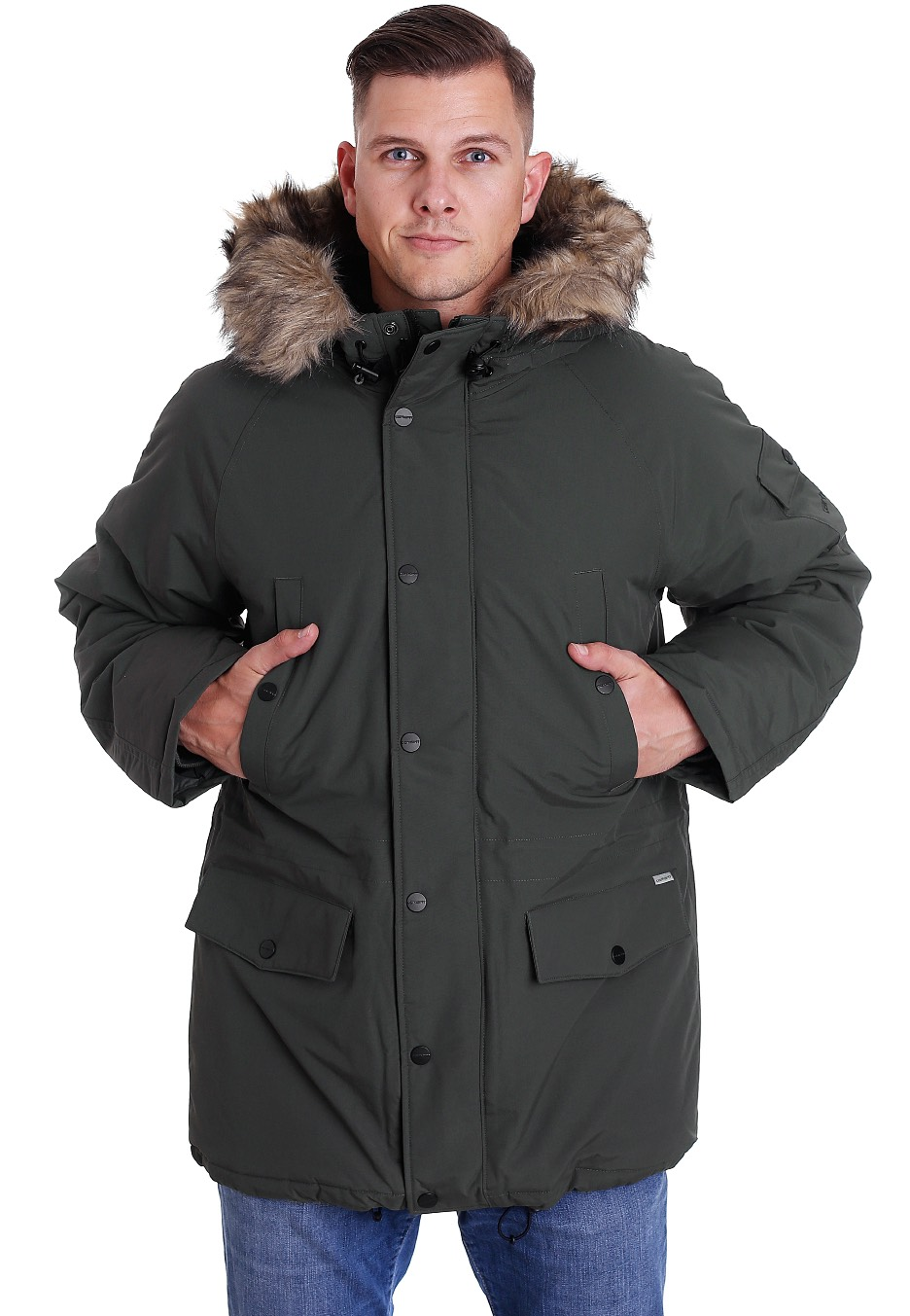 Carhartt anchorage parka medium