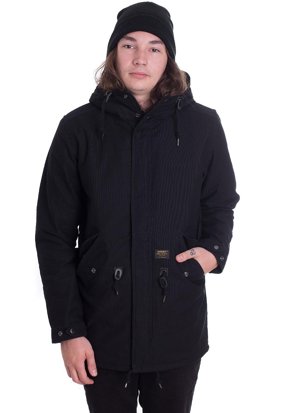 64f094735933 Carhartt WIP - Clash Parka - Jacket - Streetwear Shop - Impericon.com  Worldwide