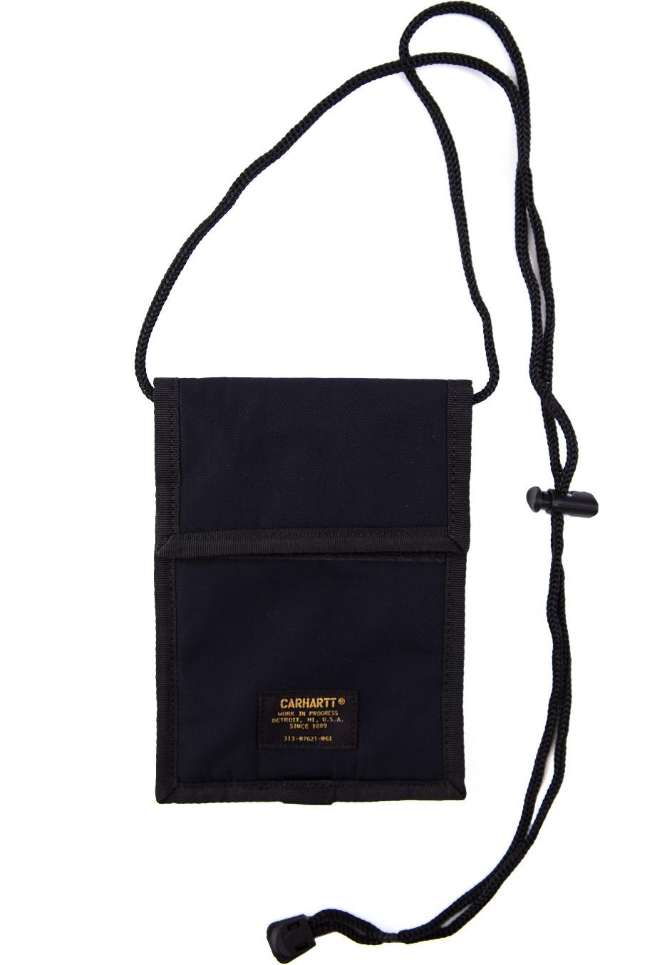 Carhartt Wip Military Dark Navy Neck Pouch Bag