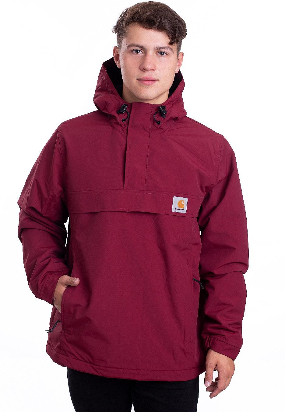 c53c4b16bd6 Carhartt WIP - Nimbus Mulberry Winter - Jacket - Streetwear Shop -  Impericon.com Worldwide