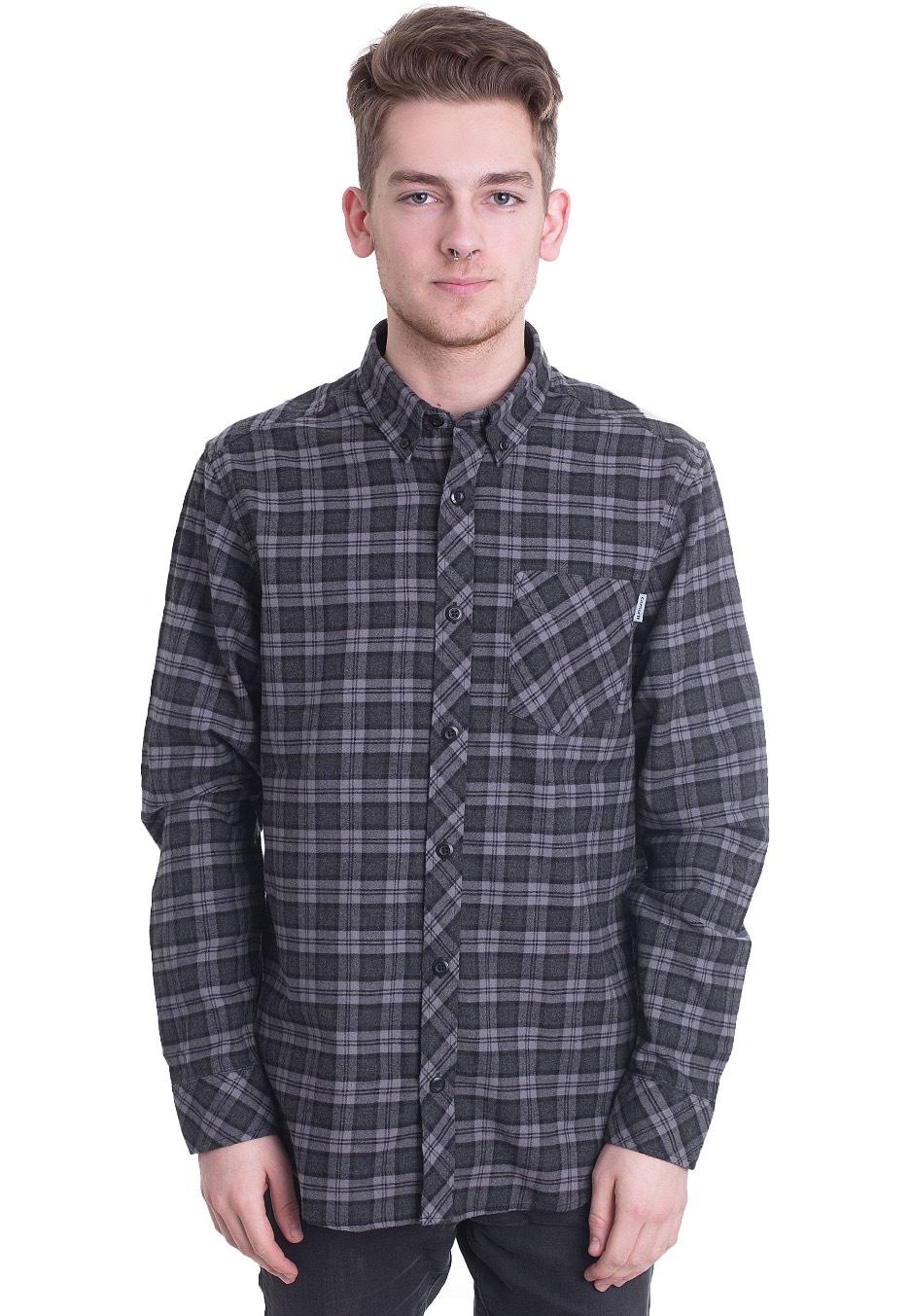 Carhartt WIP - Shawn L/S Shawn Check/Sparrow - Shirt