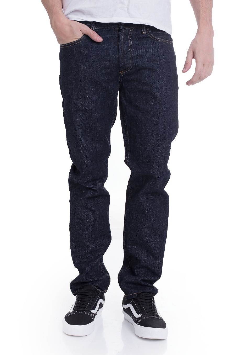 622220cfcaf Carhartt WIP - Texas Edgewood Blue Rinsed - Jeans - Streetwear Shop -  Impericon.com UK