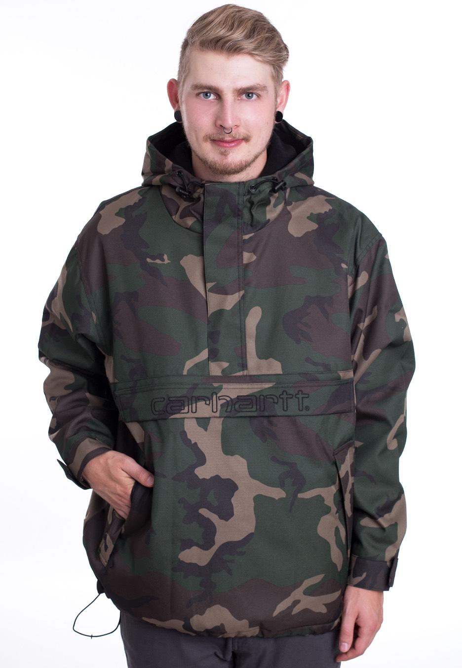 Streetwear Veste Wip Camo Visner Laurel Carhartt Boutique qgY4wnp