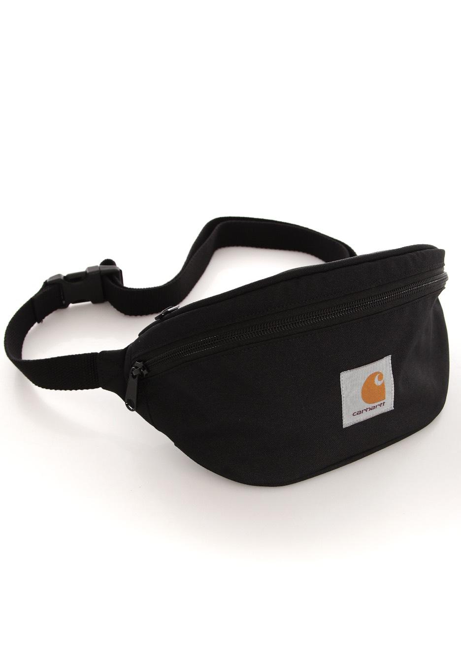 Carhartt Wip Watch Black Hip Bag