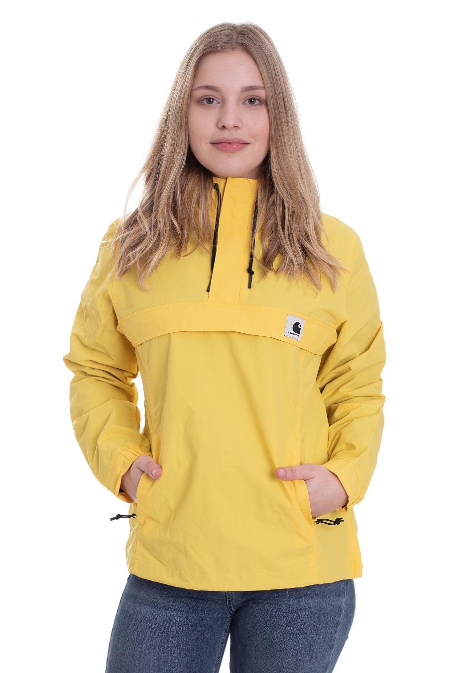 Jacken für Frauen - Carhartt WIP W' Nimbus Primula Summer Jacken  - Onlineshop IMPERICON