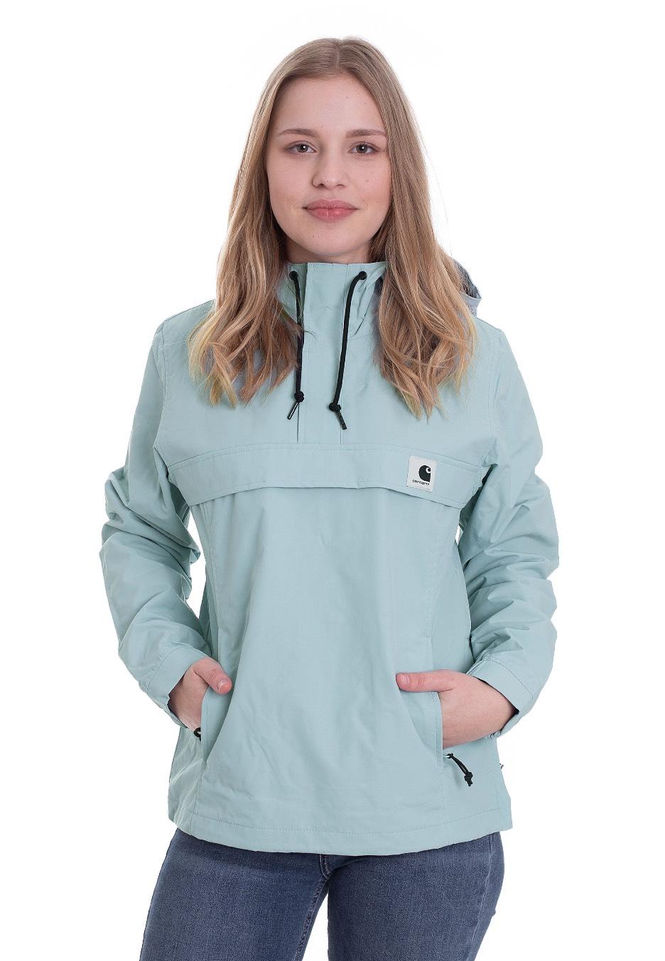 Jacken für Frauen - Carhartt WIP W' Nimbus Soft Aloe Summer Jacken  - Onlineshop IMPERICON
