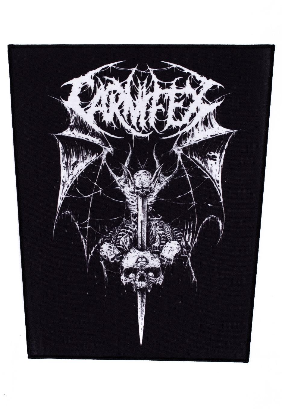 Carnifex - Annihilation - Aufnäher