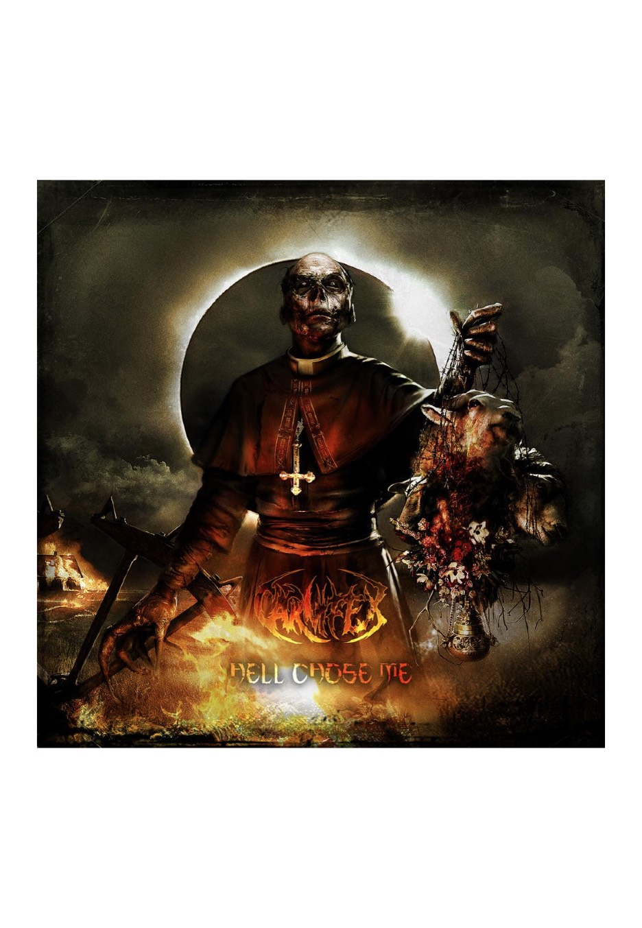 Carnifex - Hell Chose Me - CD