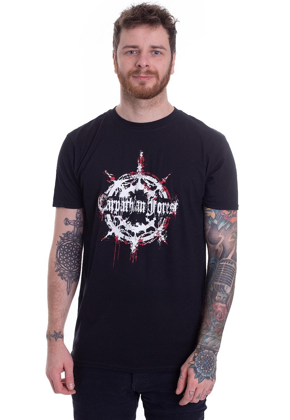 T-Shirt CARPATHIAN FOREST Likeim
