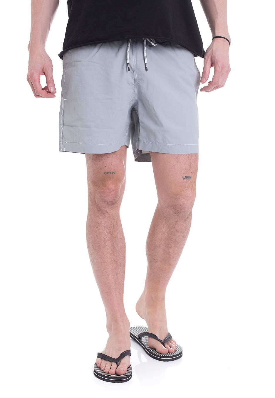 Champion - Beachshort Aluminium -