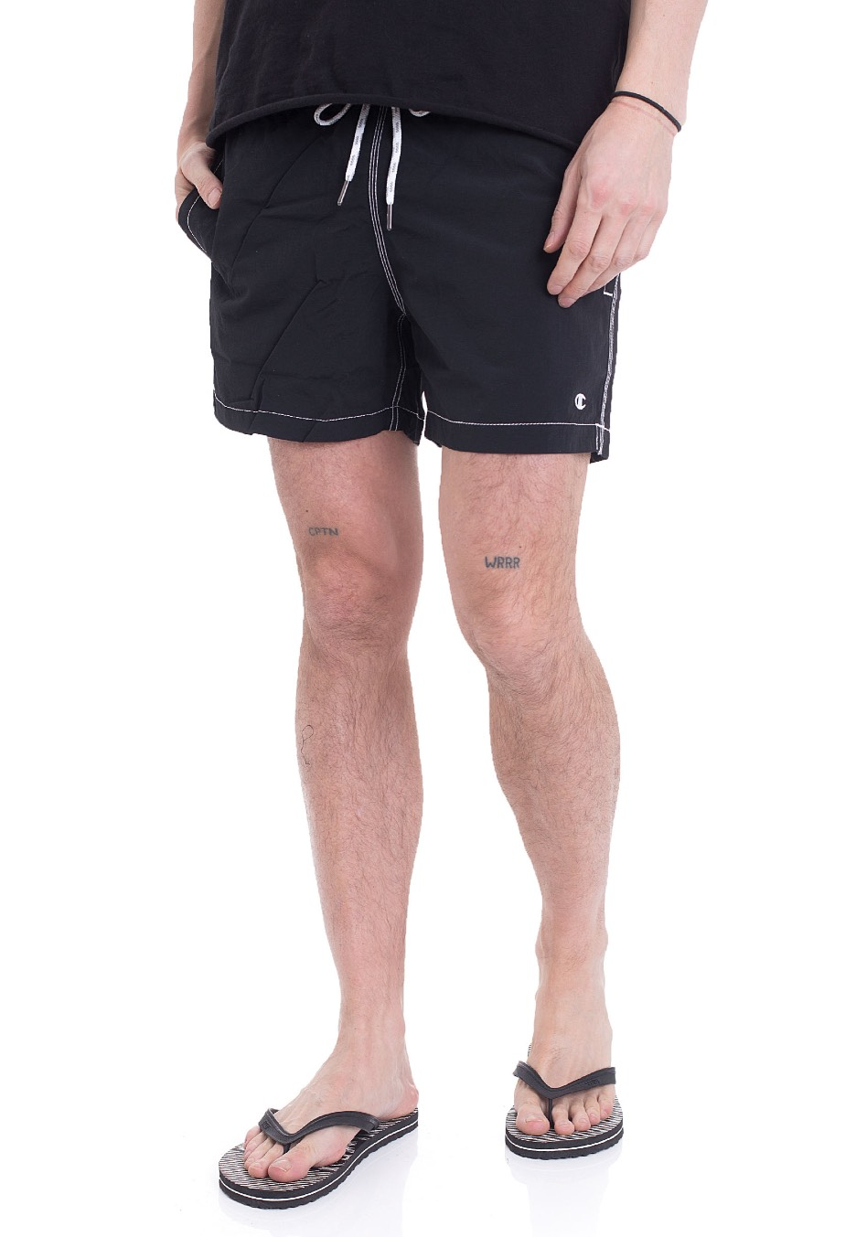 Champion - Beachshort New Black -