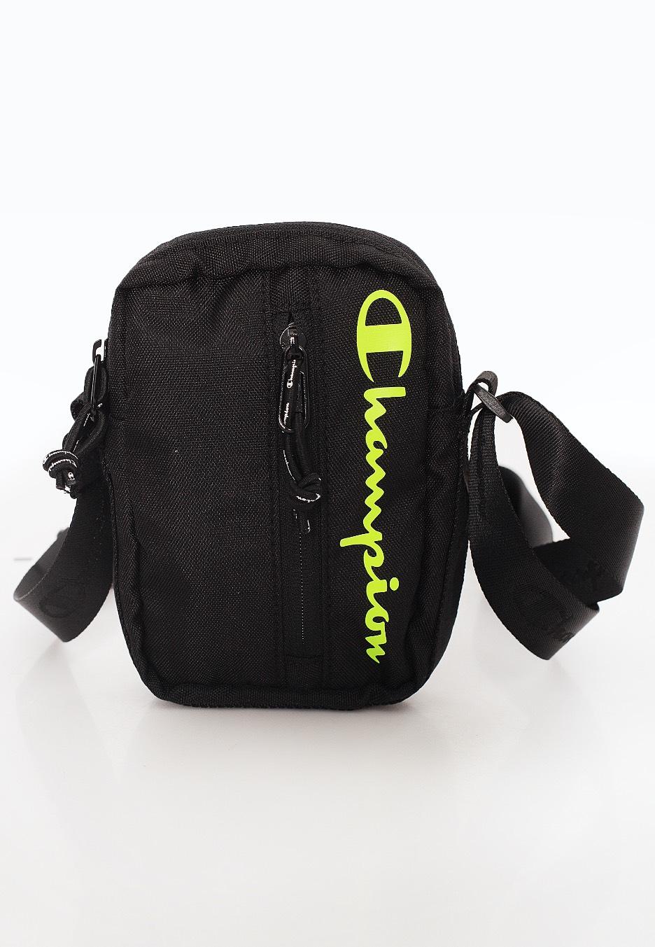 Champion Small Shoulder Bag Black