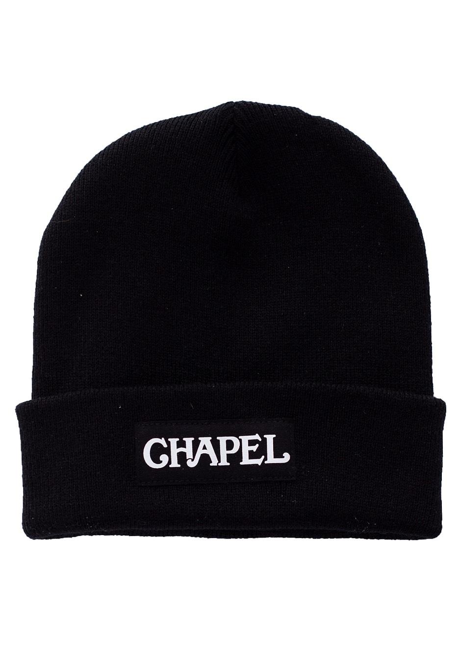 Chapel - Logo - Beanies