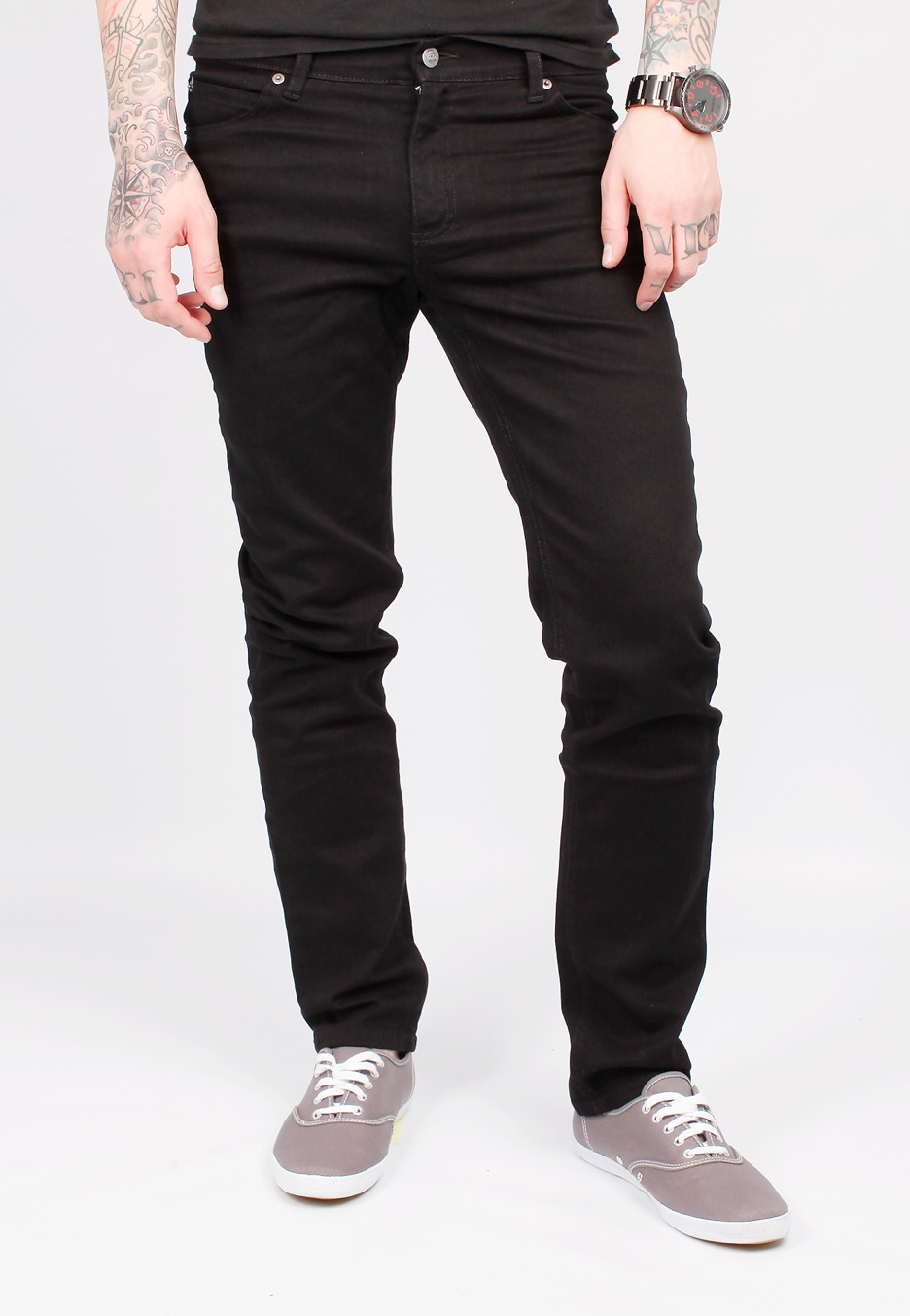 Cheap Monday - Tight OD Black - Jeans - Impericon.com Worldwide
