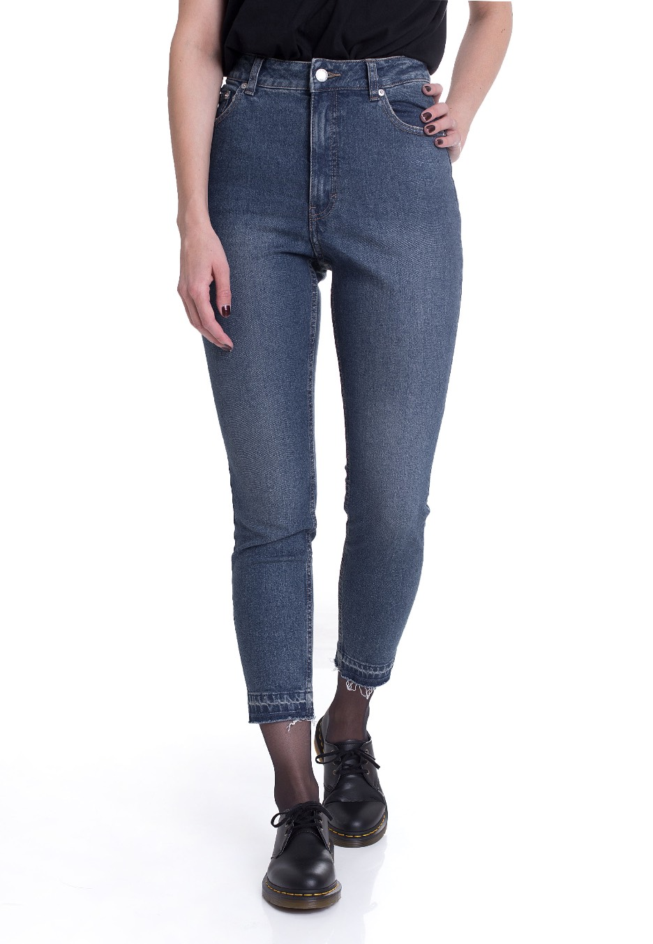 special discount discover latest trends finest fabrics Cheap Monday - Donna Domestic Blue - Jeans