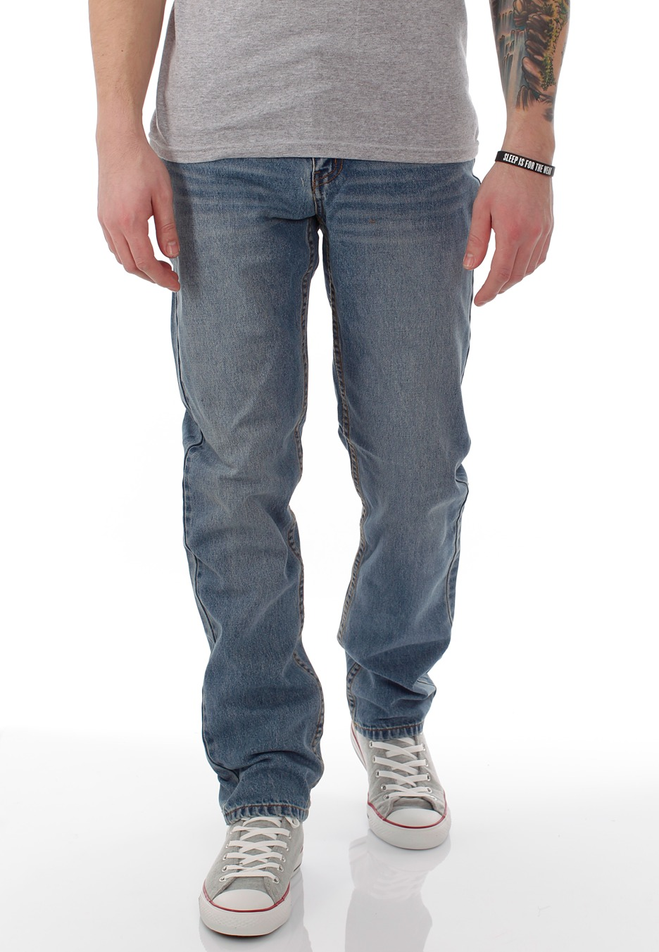 Cheap Monday - Four Shasha Used Blue - Jeans - Impericon.com Worldwide