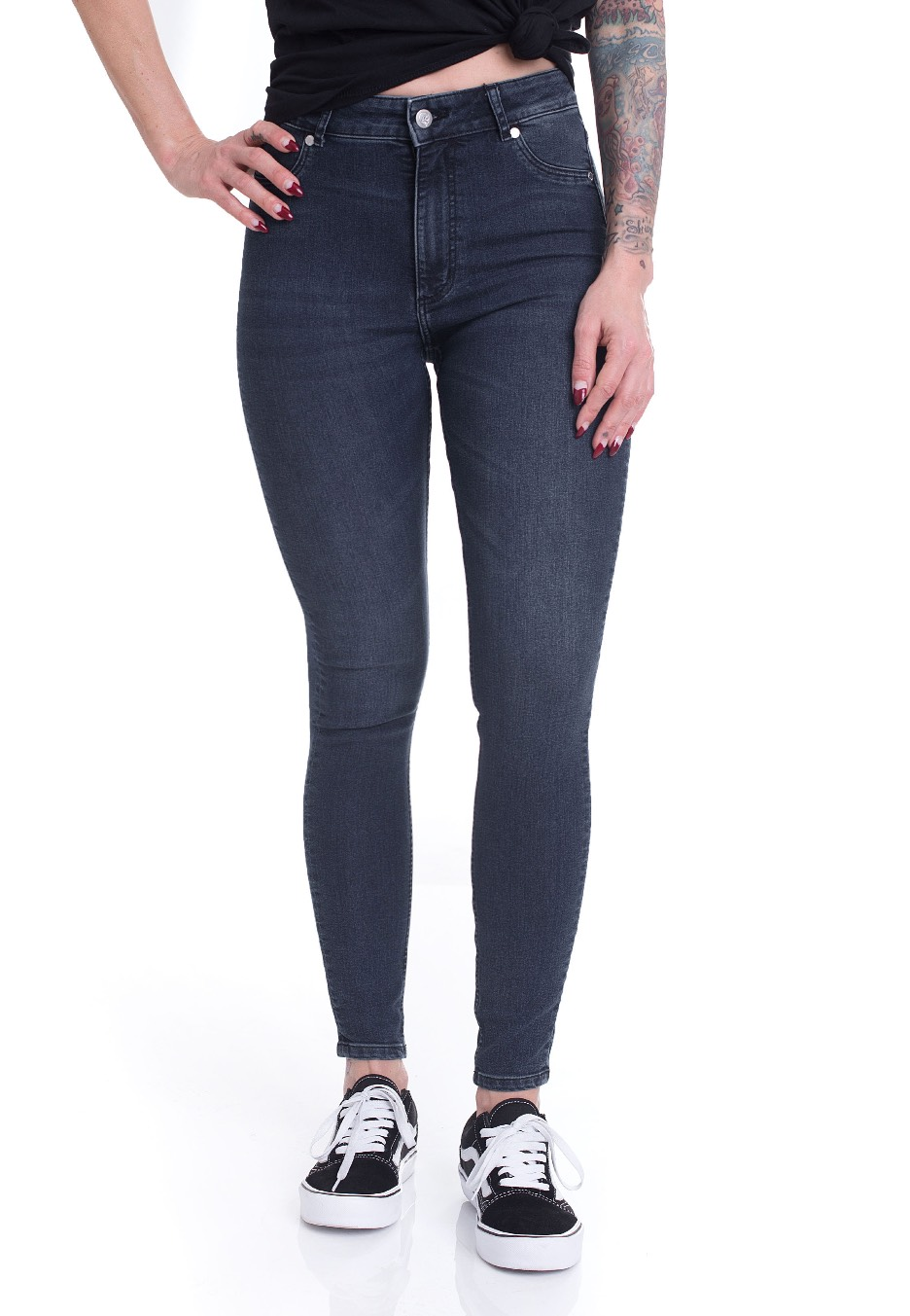 Cheap Monday - High Spray Midnight - Jeans