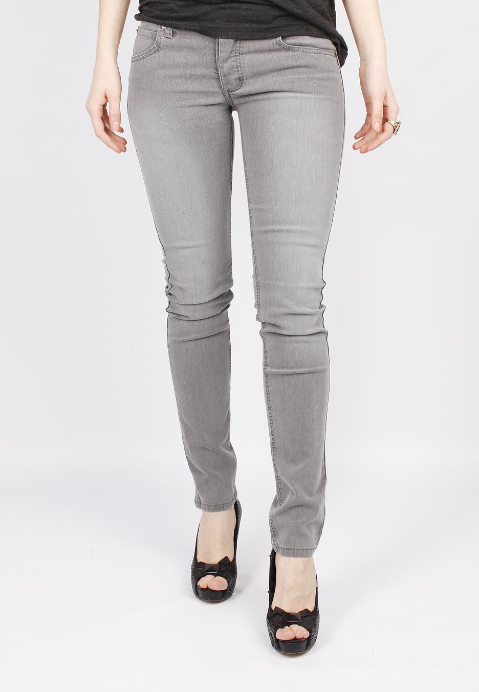 Cheap Monday - Narrow Bleach Black - Girl Jeans - Impericon.com ...
