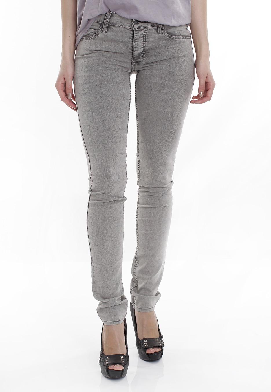 Cheap Monday - Narrow Grey Trash - Jeans - Impericon.com UK