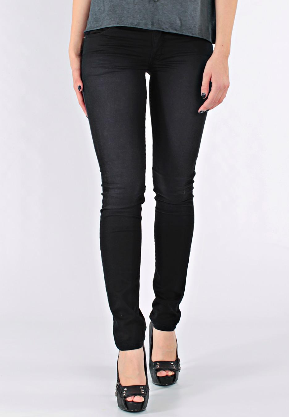 Cheap Monday - Narrow Satin Used Black - Girl Jeans - Impericon ...