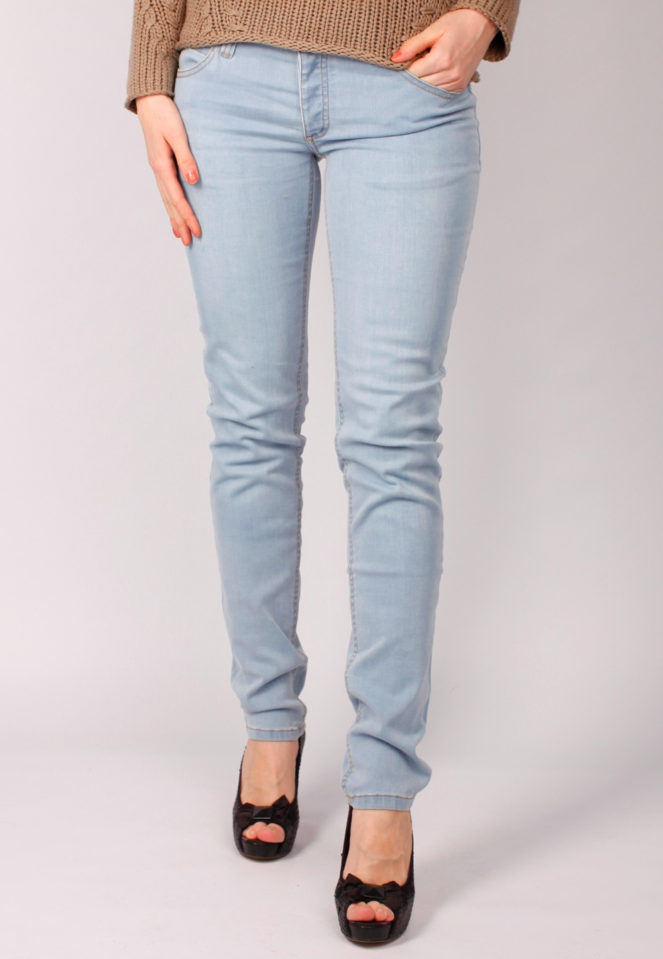 Cheap Monday - Narrow Very Stretch Light - Girl Jeans - Impericon ...
